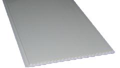 Безшовная пластиковая панель, матовая, белая, за 1 кв.м